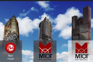 M101ホテル群