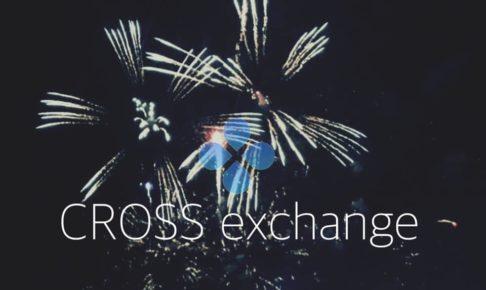 CROSSexchange花火壁紙